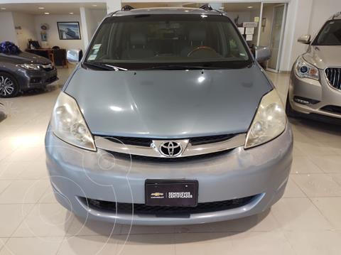 Toyota Sienna Limited 3.3L usado (2008) color Azul precio $145,000