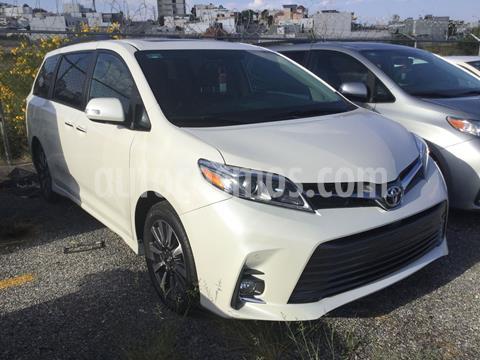 foto Toyota Sienna Limited 3.5L usado (2020) color Blanco precio $835,000
