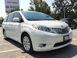 Foto venta Auto usado Toyota Sienna SIENNA 3.5 LIMITED AT 5P 7 Plazas (2017) color Blanco precio $599,000