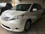 Foto venta Auto usado Toyota Sienna XLE 3.3L Piel (2013) color Blanco precio $310,000