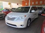 Foto venta Auto usado Toyota Sienna XLE 3.3L Piel (2014) color Blanco precio $355,000