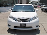 Foto venta Auto usado Toyota Sienna XLE 3.3L (2013) color Blanco precio $245,000