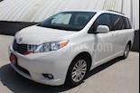 Foto venta Auto usado Toyota Sienna XLE 3.3L (2017) color Blanco precio $475,000
