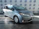 Foto venta Auto usado Toyota Sienna XLE 3.5L Piel color Plata precio $309,000