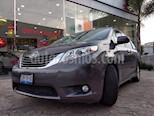 Foto venta Auto Seminuevo Toyota Sienna XLE 3.5L Piel (2014) color Gris precio $330,000