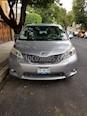 Foto venta Auto usado Toyota Sienna XLE 3.5L Piel (2011) color Plata precio $230,000
