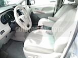 Foto venta Auto usado Toyota Sienna XLE 3.5L Piel (2013) color Plata precio $299,000