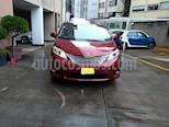 Foto venta Auto usado Toyota Sienna XLE 3.5L Piel (2013) color Rojo Obscuro precio $272,000