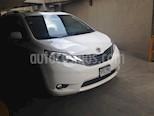 Foto venta Auto usado Toyota Sienna XLE 3.5L Piel (2012) color Blanco precio $295,000