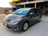 Foto venta Auto Seminuevo Toyota Sienna XLE 3.5L Piel (2011) color Gris Oscuro precio $249,900