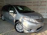 Foto venta Auto Seminuevo Toyota Sienna XLE 3.5L Piel (2014) color Plata precio $340,000