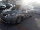Foto venta Auto usado Toyota Sienna XLE 3.5L Piel color Plata precio $230,000
