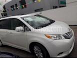 Foto venta Auto usado Toyota Sienna XLE 3.5L Piel (2013) color Blanco precio $282,000