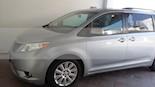 Foto venta Auto usado Toyota Sienna XLE 3.5L Piel (2011) color Gris precio $210,000