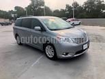 Foto venta Auto usado Toyota Sienna XLE 3.5L Piel (2016) color Plata precio $390,000