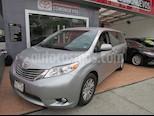 Foto venta Auto Seminuevo Toyota Sienna XLE 3.5L Piel (2014) color Plata precio $320,000