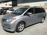 Foto venta Auto Seminuevo Toyota Sienna XLE 3.5L Piel (2014) color Plata precio $325,000