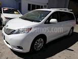 Foto venta Auto usado Toyota Sienna XLE 3.5L Piel color Blanco precio $270,000