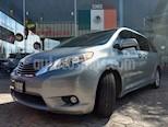 Foto venta Auto Seminuevo Toyota Sienna XLE 3.5L Piel (2015) color Plata precio $410,000
