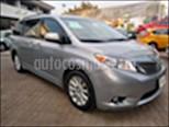 Foto venta Auto usado Toyota Sienna XLE 3.5L Piel (2014) color Azul Claro precio $339,000