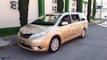 Foto venta Auto usado Toyota Sienna XLE 3.5L Piel (2012) color Arena precio $246,000