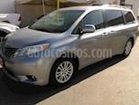 Foto venta Auto usado Toyota Sienna XLE 3.5L Piel color Plata precio $299,000