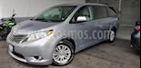 Foto venta Auto Seminuevo Toyota Sienna XLE 3.5L Piel (2014) color Plata precio $299,000