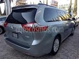 Foto venta Auto usado Toyota Sienna XLE 3.5L color Plata precio $360,000