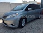 Foto venta Auto usado Toyota Sienna XLE 3.5L (2014) color Plata precio $305,000