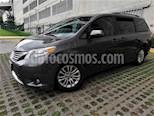 Foto venta Auto usado Toyota Sienna XLE 3.5L (2012) color Gris precio $195,000