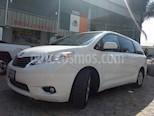 Foto venta Auto usado Toyota Sienna XLE 3.5L (2012) color Blanco precio $260,000