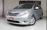 Foto venta Auto usado Toyota Sienna XLE 3.5L (2014) color Plata precio $300,000