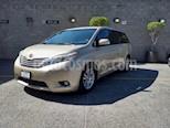 Foto venta Auto Seminuevo Toyota Sienna XLE 3.5L (2013) color Dorado precio $295,000
