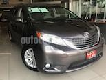 Foto venta Auto usado Toyota Sienna XLE 3.5L (2014) color Gris Oscuro precio $328,000