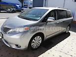 Foto venta Auto Seminuevo Toyota Sienna XLE 3.5L (2014) color Plata precio $320,000