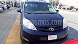 Foto venta Auto usado Toyota Sienna XLE 3.5L color Azul precio $124,000