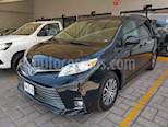 Foto venta Auto usado Toyota Sienna XLE 3.5L color Negro precio $579,000