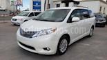 Foto venta Auto usado Toyota Sienna XLE 3.5L color Blanco precio $514,900