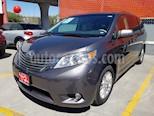 Foto venta Auto usado Toyota Sienna XLE 3.5L color Gris Oscuro precio $235,000