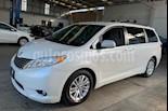 Foto venta Auto usado Toyota Sienna XLE 3.5L (2017) color Blanco precio $434,900