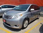 Foto venta Auto usado Toyota Sienna XLE 3.5L (2017) color Plata precio $499,000