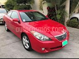 Foto venta Auto usado Toyota Solara SLE Coupe (2005) color Rojo precio $100,000