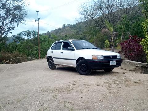 Toyota Starlet XL L4 1.3 8V usado (1992) color Blanco precio u$s1.800