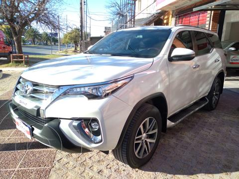 Toyota SW4 SRX 7 Pas Aut usado (2018) color Blanco precio $5.950.000