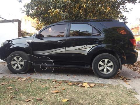 Toyota SW4 3.0 Cuero Aut usado (2008) color Negro precio $1.990.000