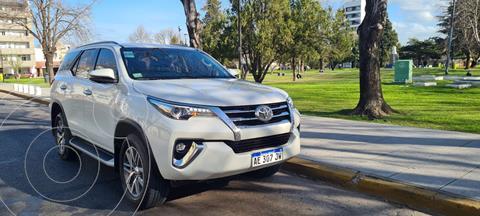 Toyota SW4 SRX 2.8 TDi 7A usado (2020) color Blanco precio $7.990.000