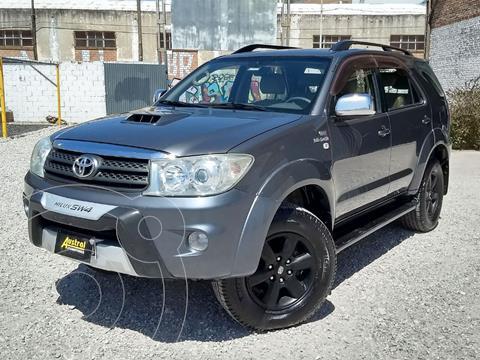 Toyota SW4 SRV Cuero usado (2009) color Gris Oscuro precio $2.690.000