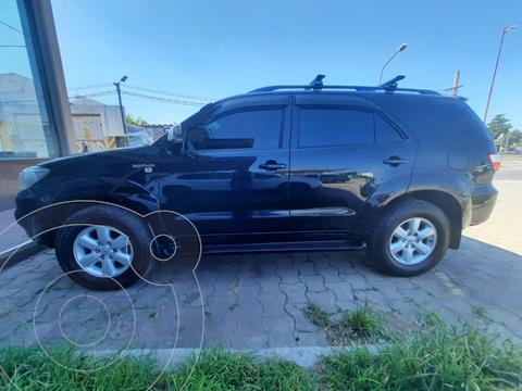 Toyota SW4 SRV TDi Cuero Aut usado (2011) color Negro precio $3.820.000