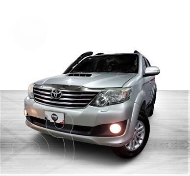 Toyota SW4 Srv 2.7 At 7 Asientos usado (2012) color Gris precio $2.950.000