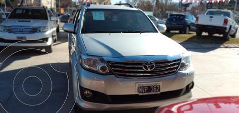 Toyota SW4 SRV TDi usado (2013) color Gris Claro precio $3.460.000